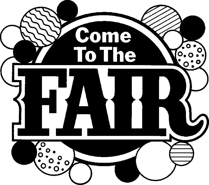 Free the cliparts download. Fair clipart fair day