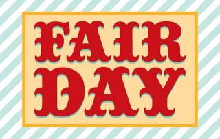 Get connected at aug. Fair clipart fair day