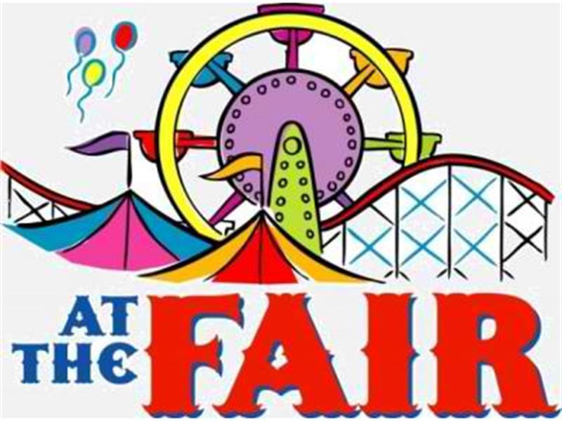 Fair clipart fair day. Gallatin county and th