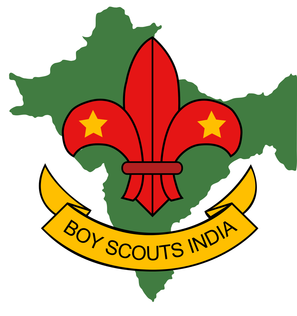 File boy scouts association. India clipart map bharat