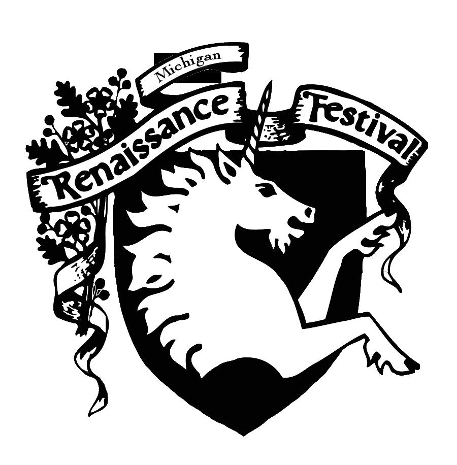 Knight clipart renaissance. Michigan festival