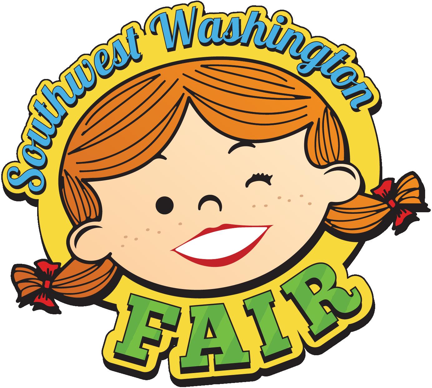 Fair clipart fairground. Southwest washington at centralia