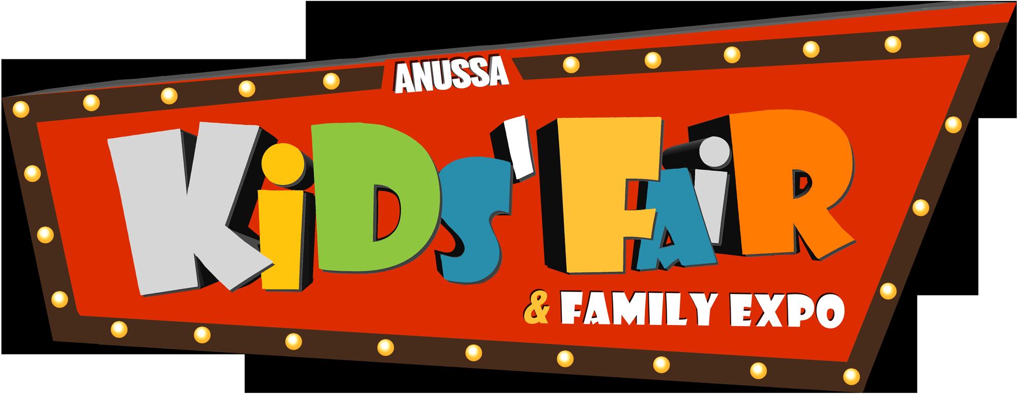 Anussa kids . Fair clipart family fun
