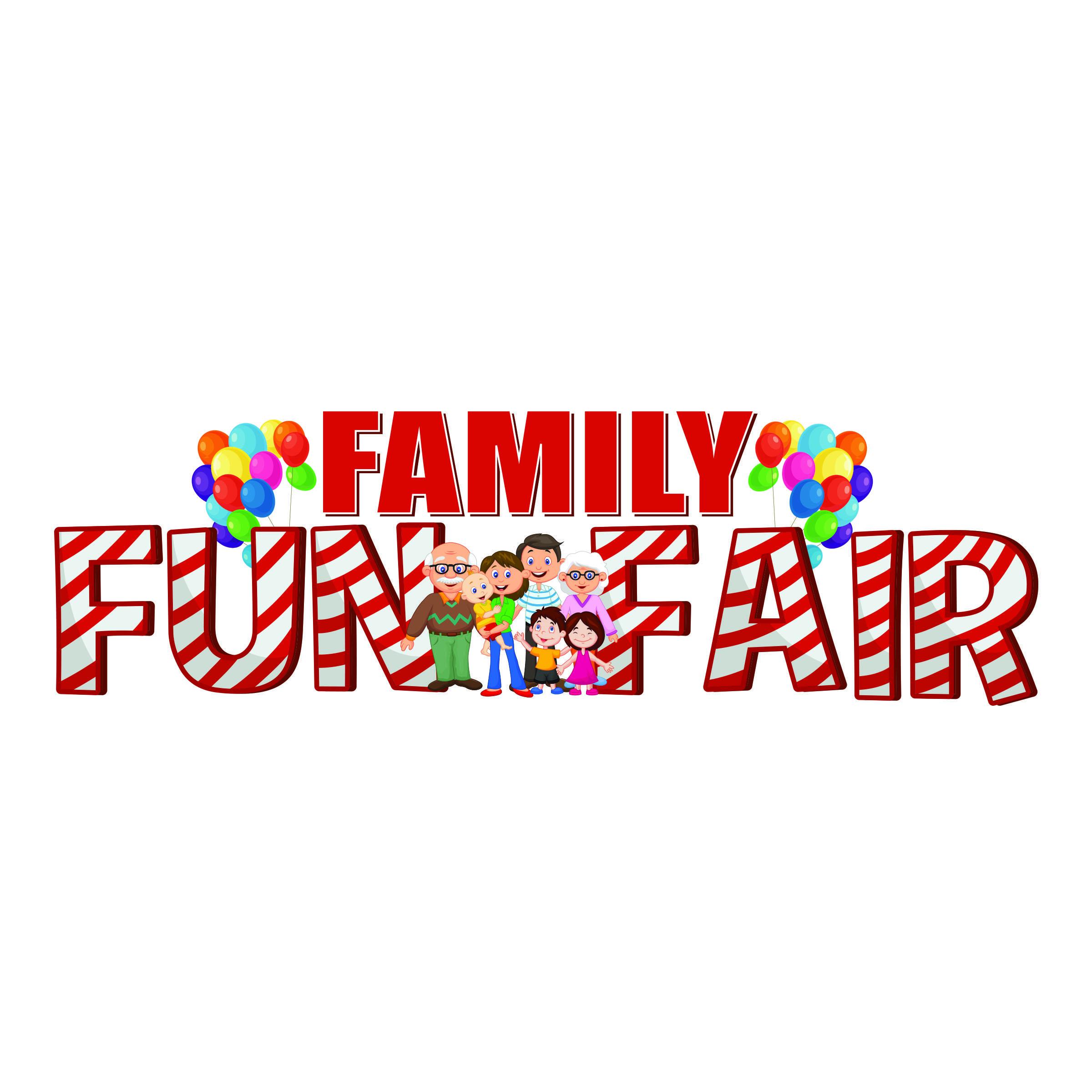 Feb . Fair clipart family fun