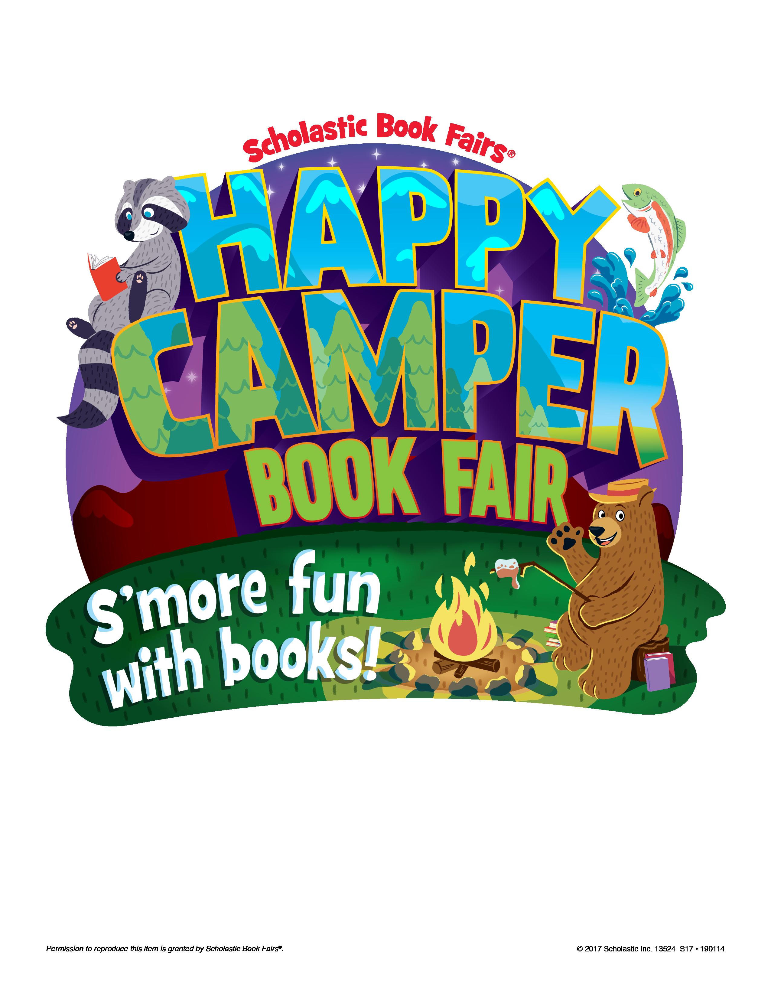 Fair clipart family fun. Scholastic book s more