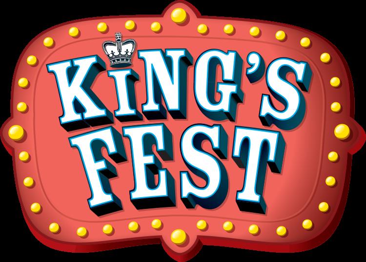 Fair clipart fete. King s fest september