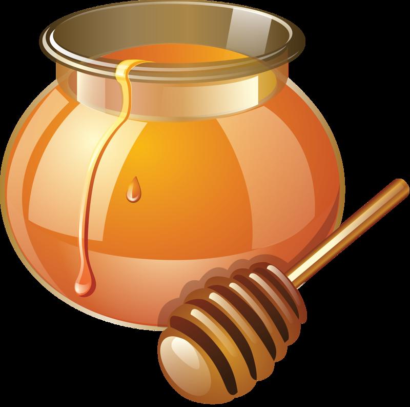 pinterest clip art. Jar clipart honey bee