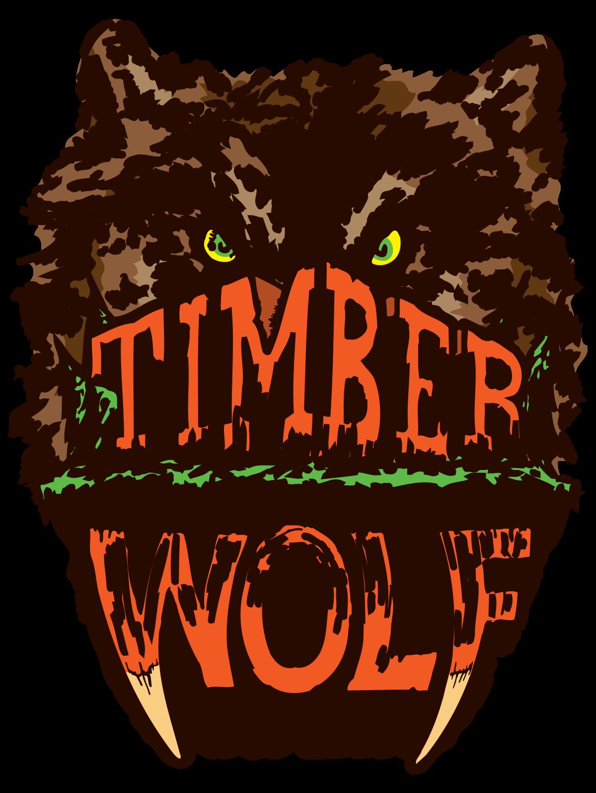 Timber wolf wikipedia . Fair clipart fun roller coaster
