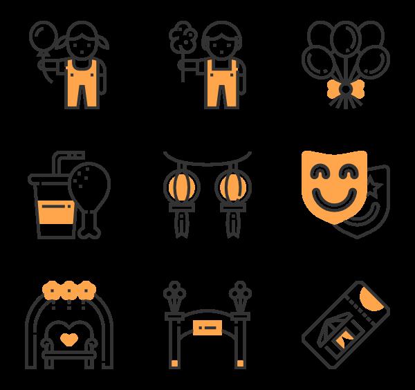 Fair clipart funfair.  fun icon packs