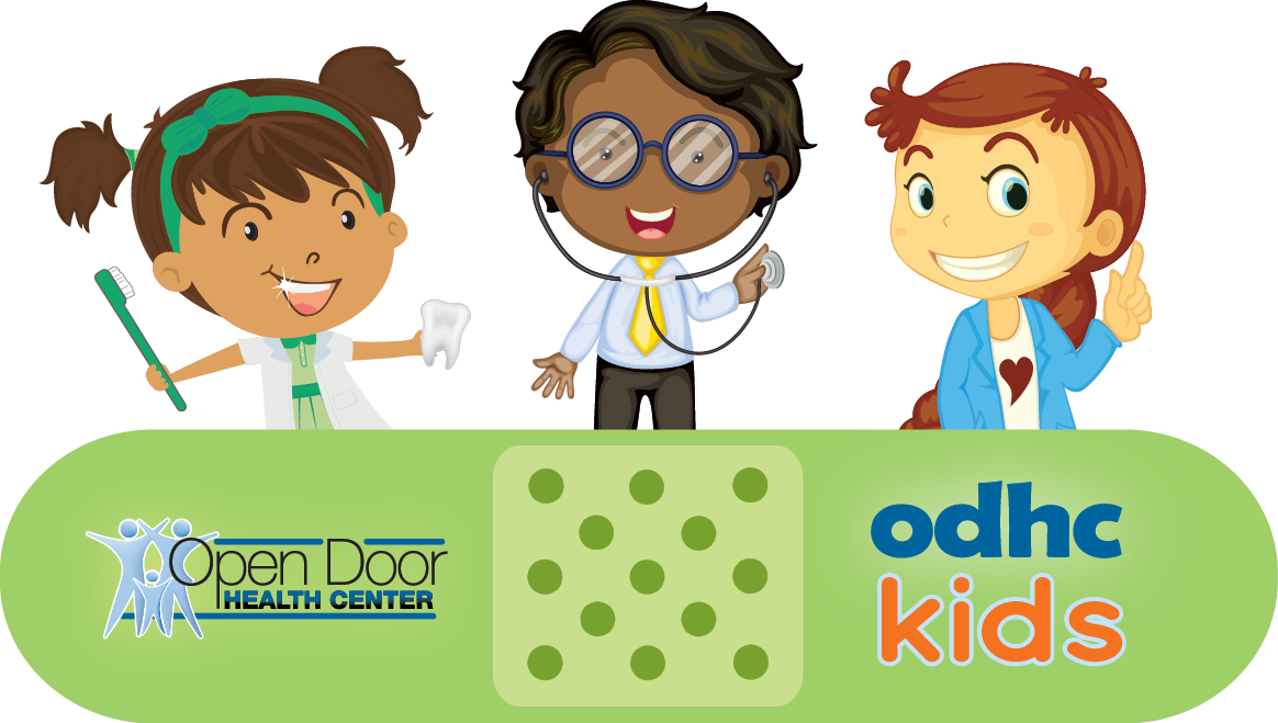 Fair clipart kid fair. Kids health open door