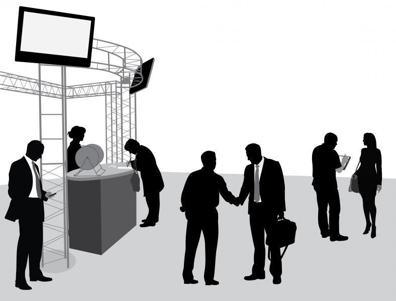 Portal . Fair clipart trade fair