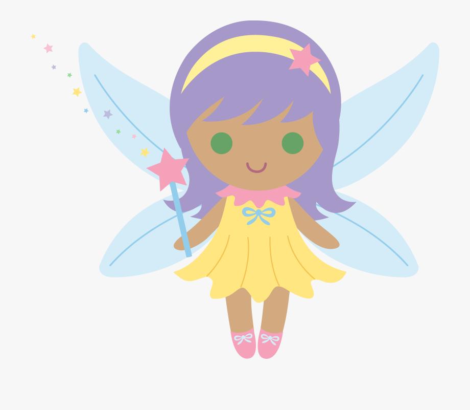 Tinkerbell clipart cute. Transparent hair cartoon fairy