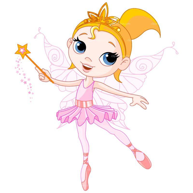 Magic royalty prek days. Fairy clipart animated