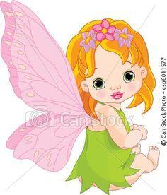 Fairies clipart baby fairy. Angels