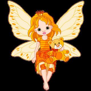 Babies art funny cartoon. Fairies clipart baby fairy