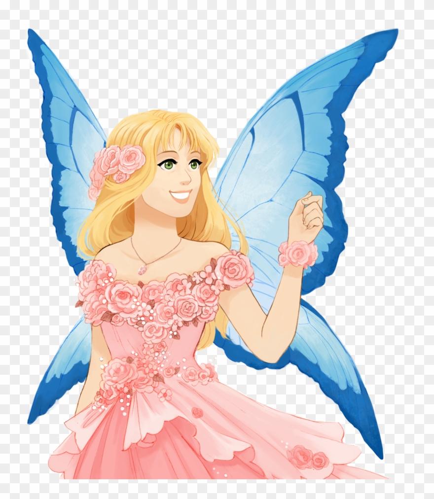 Fairies clipart banner. Stock fairy transparent real