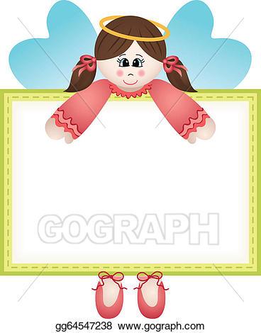 Vector stock cute fairy. Fairies clipart banner