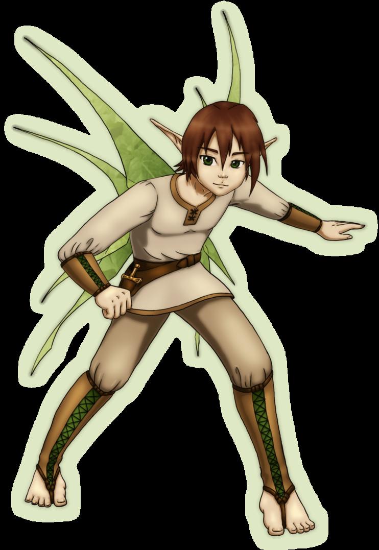 Fairies clipart boy. Fairy by ciarra on