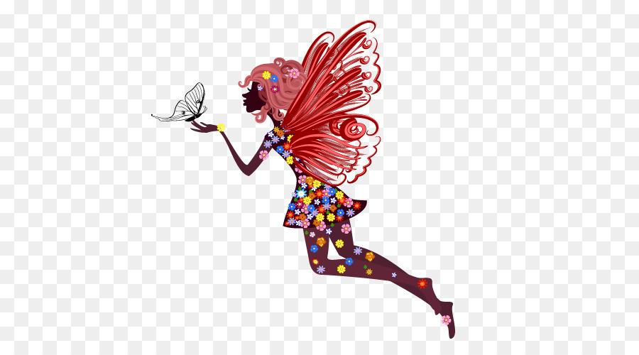 Fairies clipart butterfly. Fairy royalty free flower