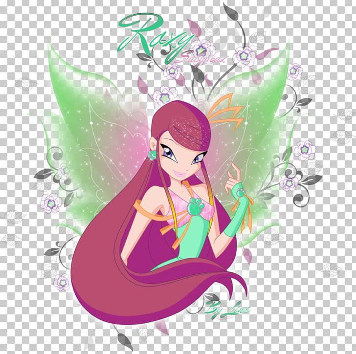 Roxy fairy flora clothing. Fairies clipart clothes