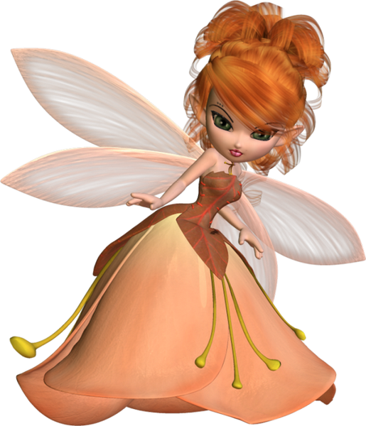 f ef c. Fairies clipart country