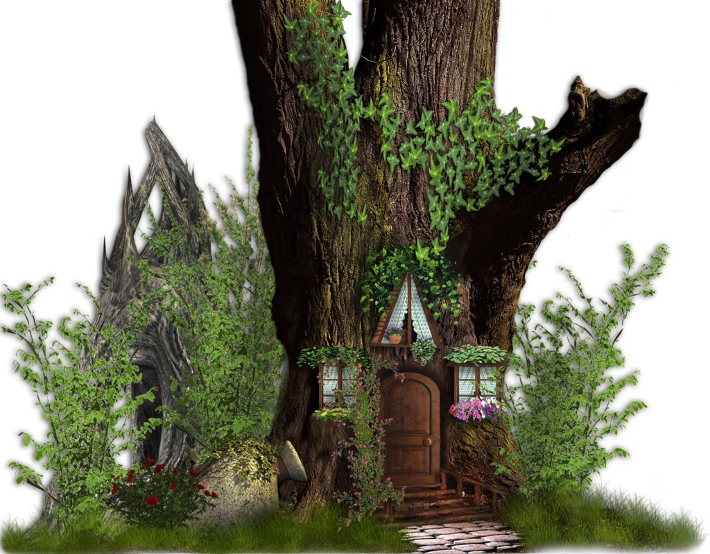 Gnome clipart fairy house. Fairies gnomes elves crafting
