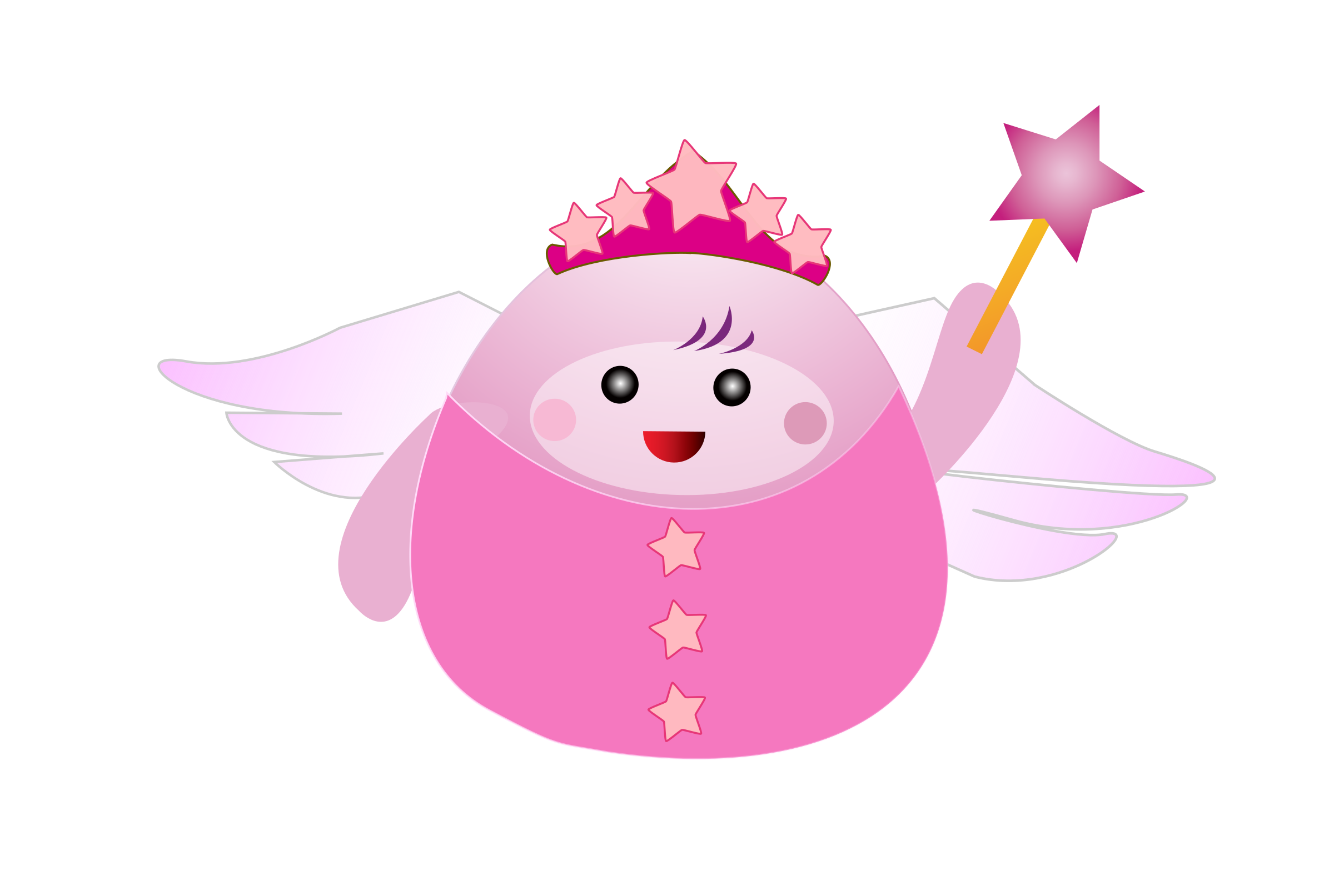 Fairies clipart hat. Pink fairy icons png