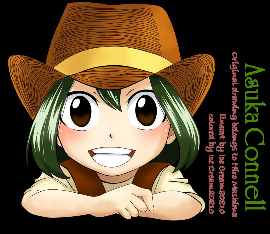 Asuka connell fairy tail. Fairies clipart hat