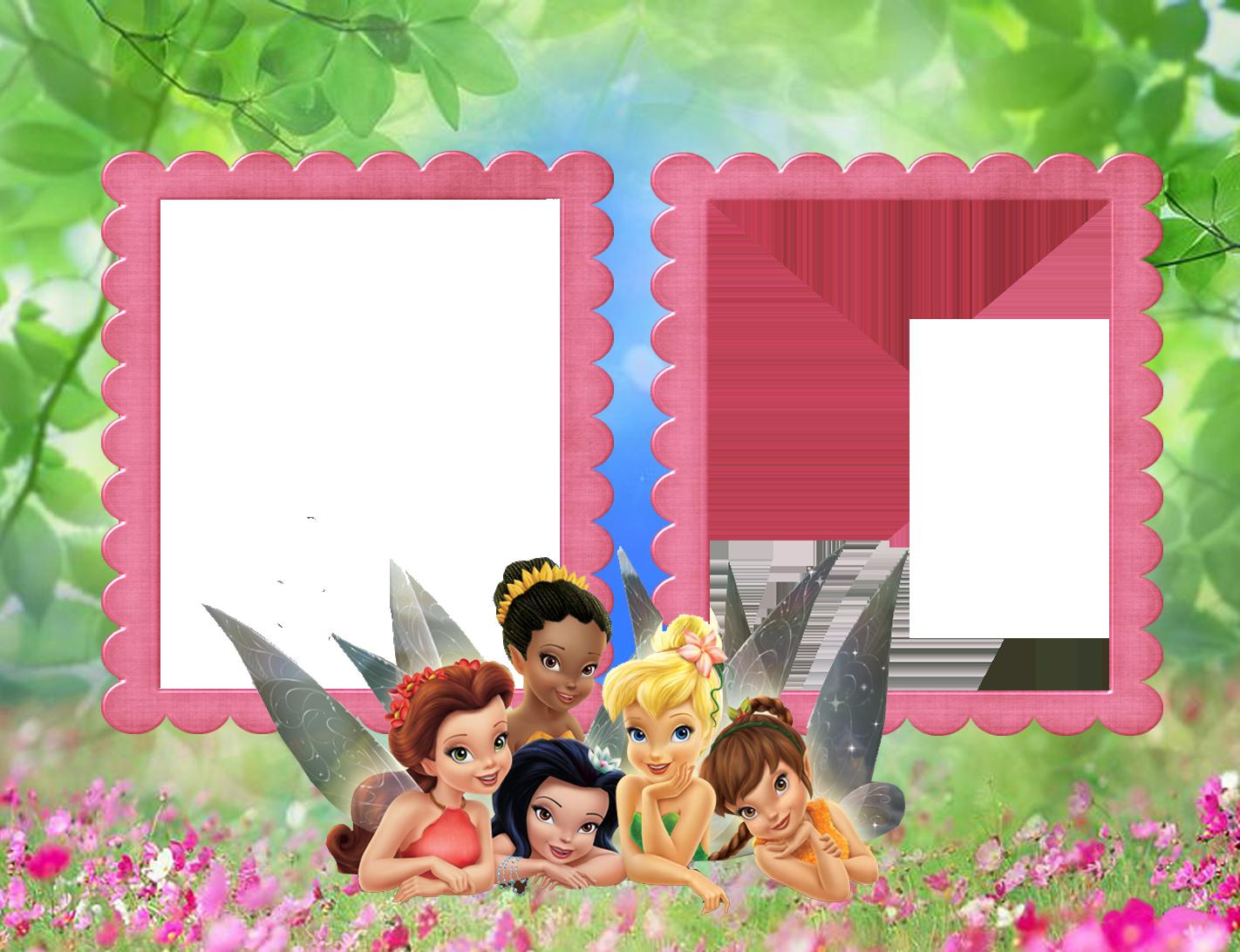 frame clipart fairy