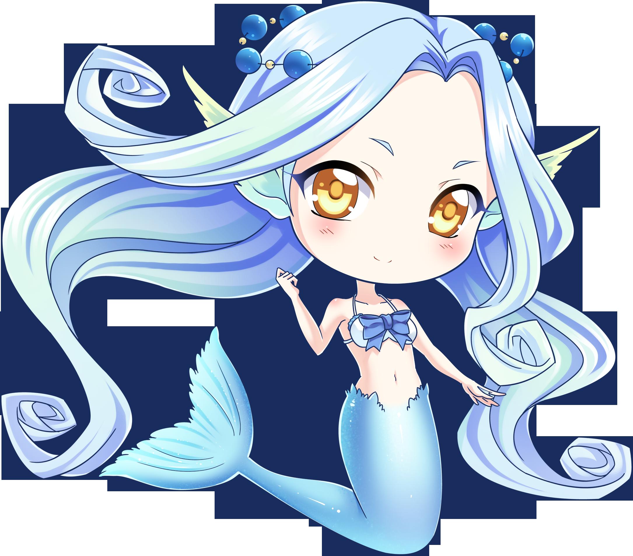 The little clip art. Fairy clipart mermaid