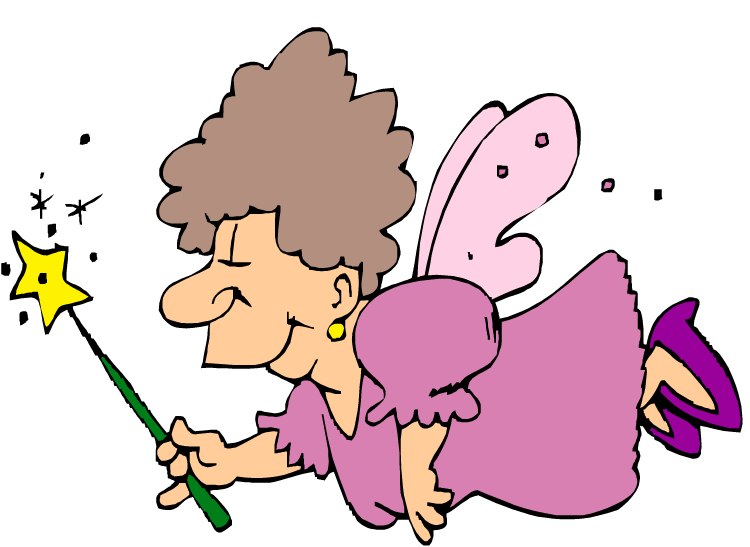 collection of godmother. Mother clipart fairy