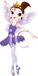 Fairies clipart purple. Clip art image a