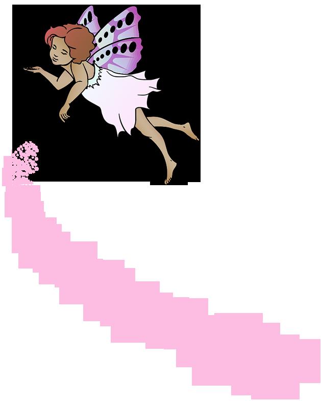 Spells on saturdays bring. Fairies clipart sparkle
