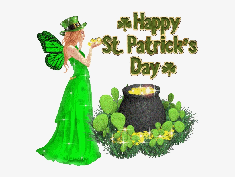 fairies clipart st patrick's day