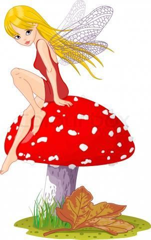 Fairies clipart summer. Pin on vintage cards