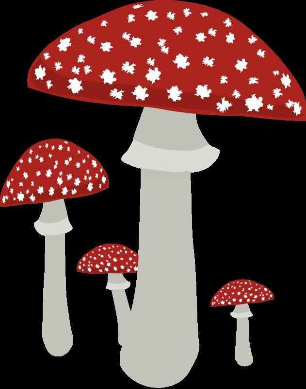 Mushrooms clipart fairy mushroom. Image group clipartingcom