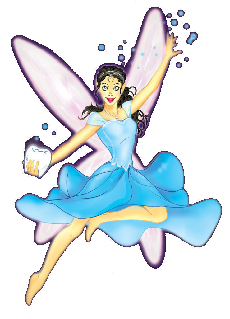 Fairies clipart tooth fairy. Official mail viewing pillows