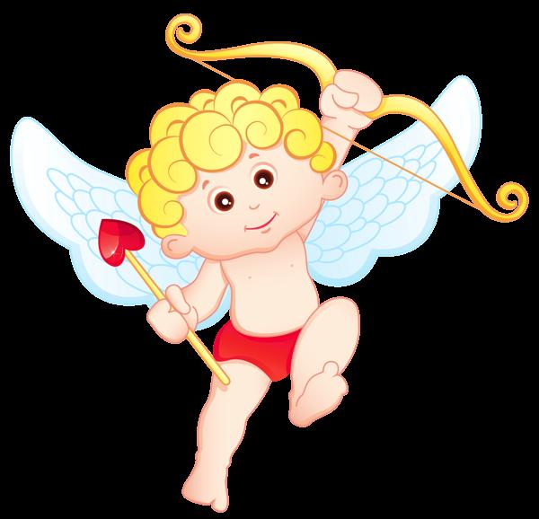 mr clipart cupid