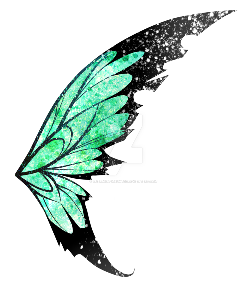 Wings transparent png pictures. Water clipart fairy