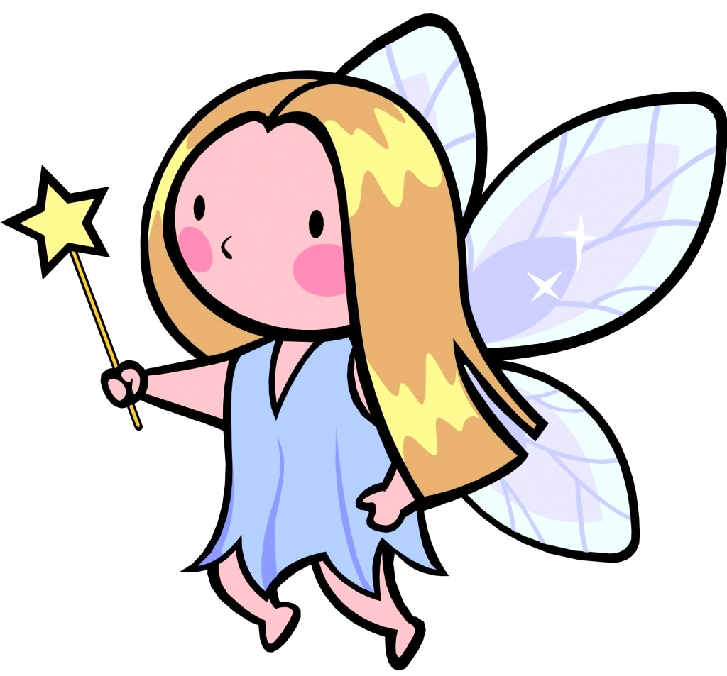 Fairy clipart. Boy at getdrawings com