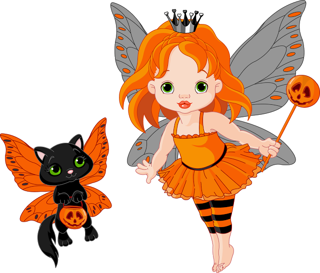 Fairy clipart animated. Halloween gif graphics images