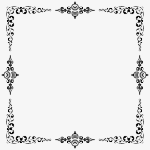Garland clipart library. Free frame borders cliparts