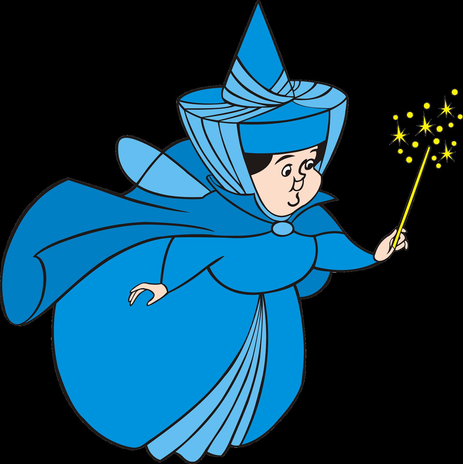 Princess aurora flora fauna. Fairy clipart hat