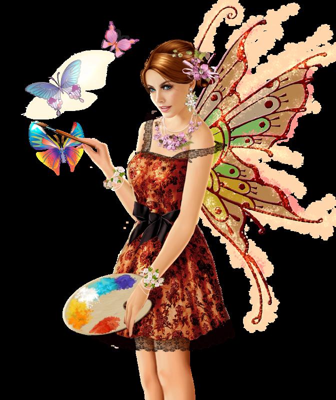 Pin by j iannarone. Fairy clipart mermaid