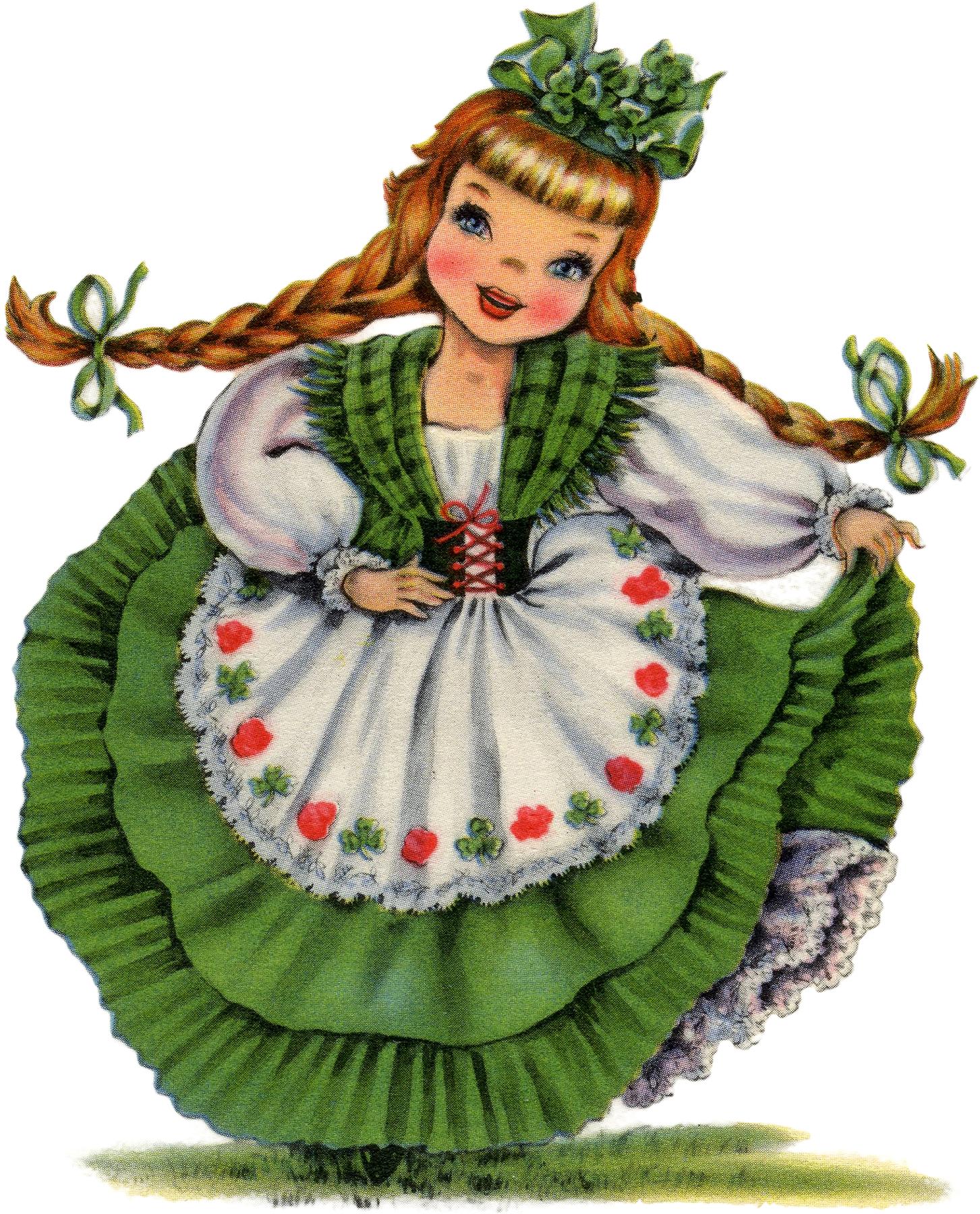 patrick s children. Fairy clipart st patrick's day