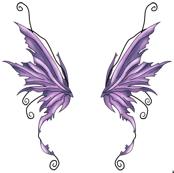 Fairy clipart wing. Tattoo by xxsirinnxx on