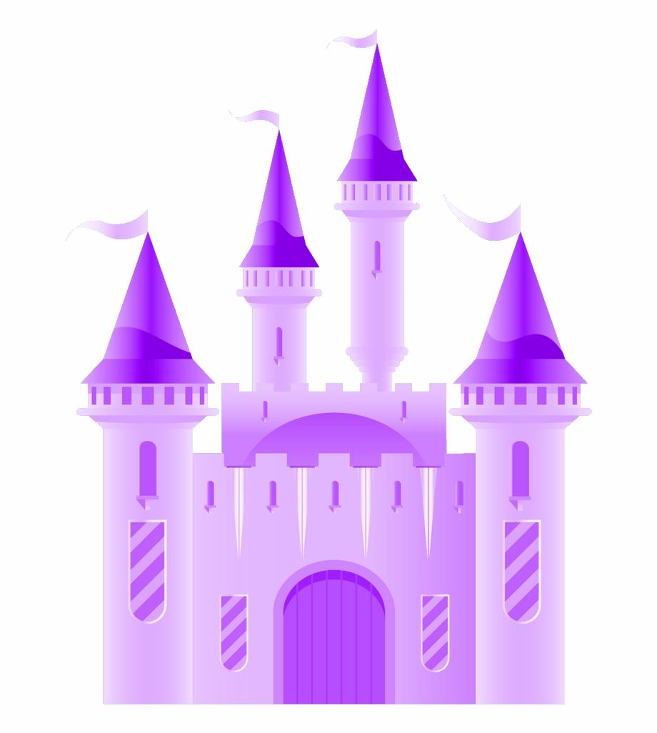 D princess free . Fairytale clipart 3d castle