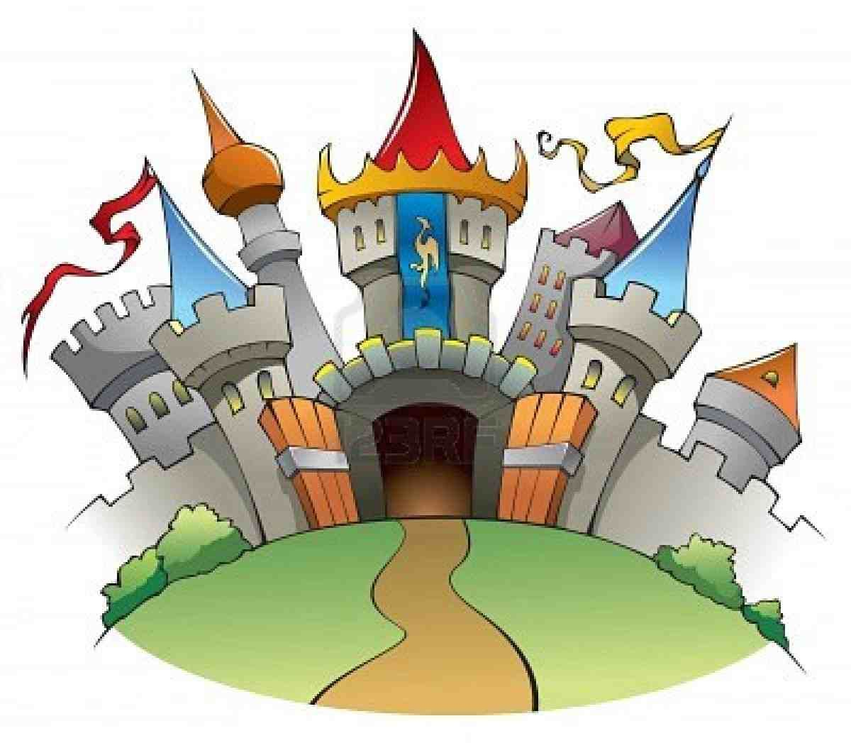 Books clipart fairytale. Castle pictures best meseorsz