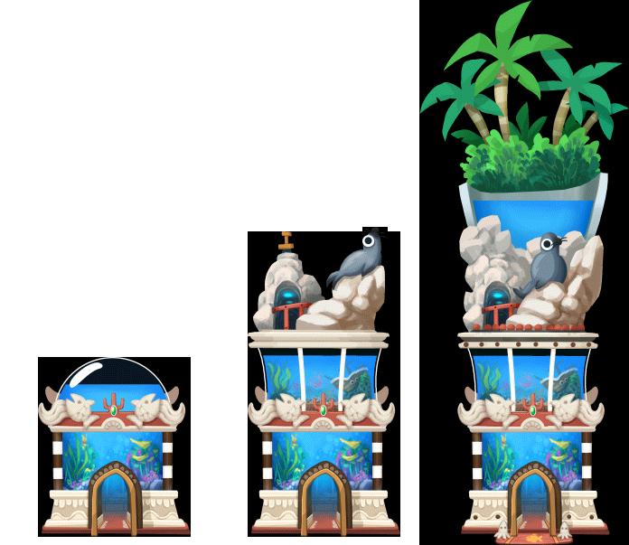Exotic happy street wiki. Fairytale clipart aquarium castle