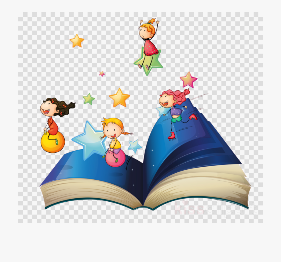 Fairytale clipart cartoon. Character fairy tale book